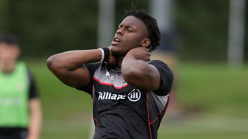 Itoje could return before Six Nations