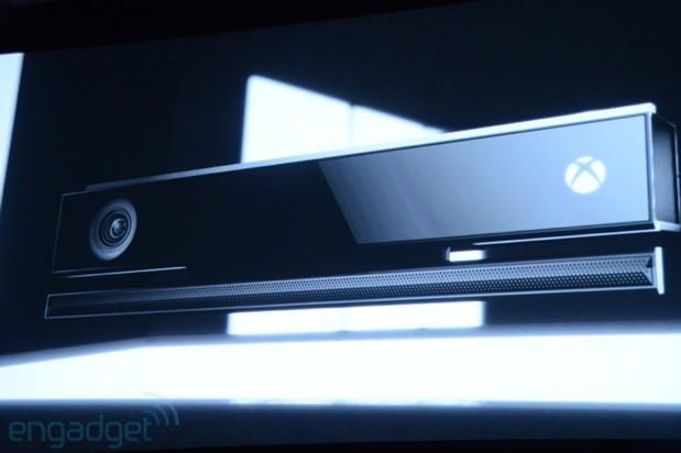 Microsoft's new Kinect is official: larger field of view, HD camera, wake with voice
