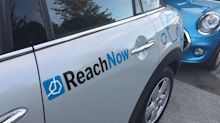 ReachNow will shut down car-sharing service and lay off employees in closure