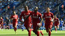 Liverpool survive Alisson howler and keep 100 per cent record with victory at Leicester