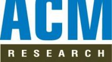 ACM Research Enters 3D TSV Copper Plating Market with Ultra ECP 3d Platform