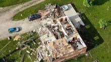 PHOTOS: Tornadoes rip through Ohio and Oklahoma