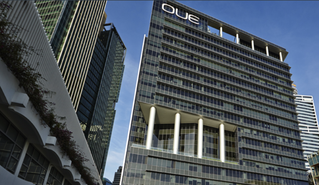 Singapore REIT mergers may accelerate after landmark OUE deal