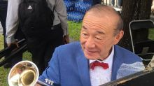 """""""Japanese Satchmo"""" honored in jazz birthplace of New Orleans"""