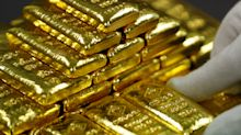 Gold shines as investors flock to the safe haven asset