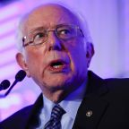 The Latest: Sanders says he's ready for debate attacks