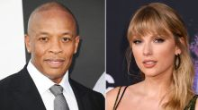 Dr. Dre beats Taylor Swift for Forbes' top music earner of the decade