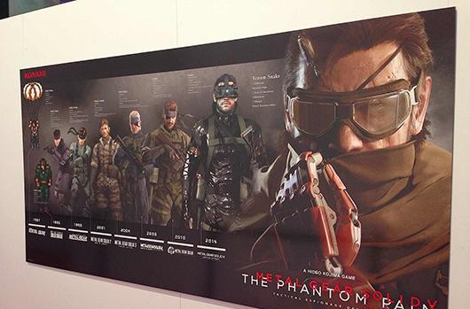 Seen@E3: A visual history of Metal Gear