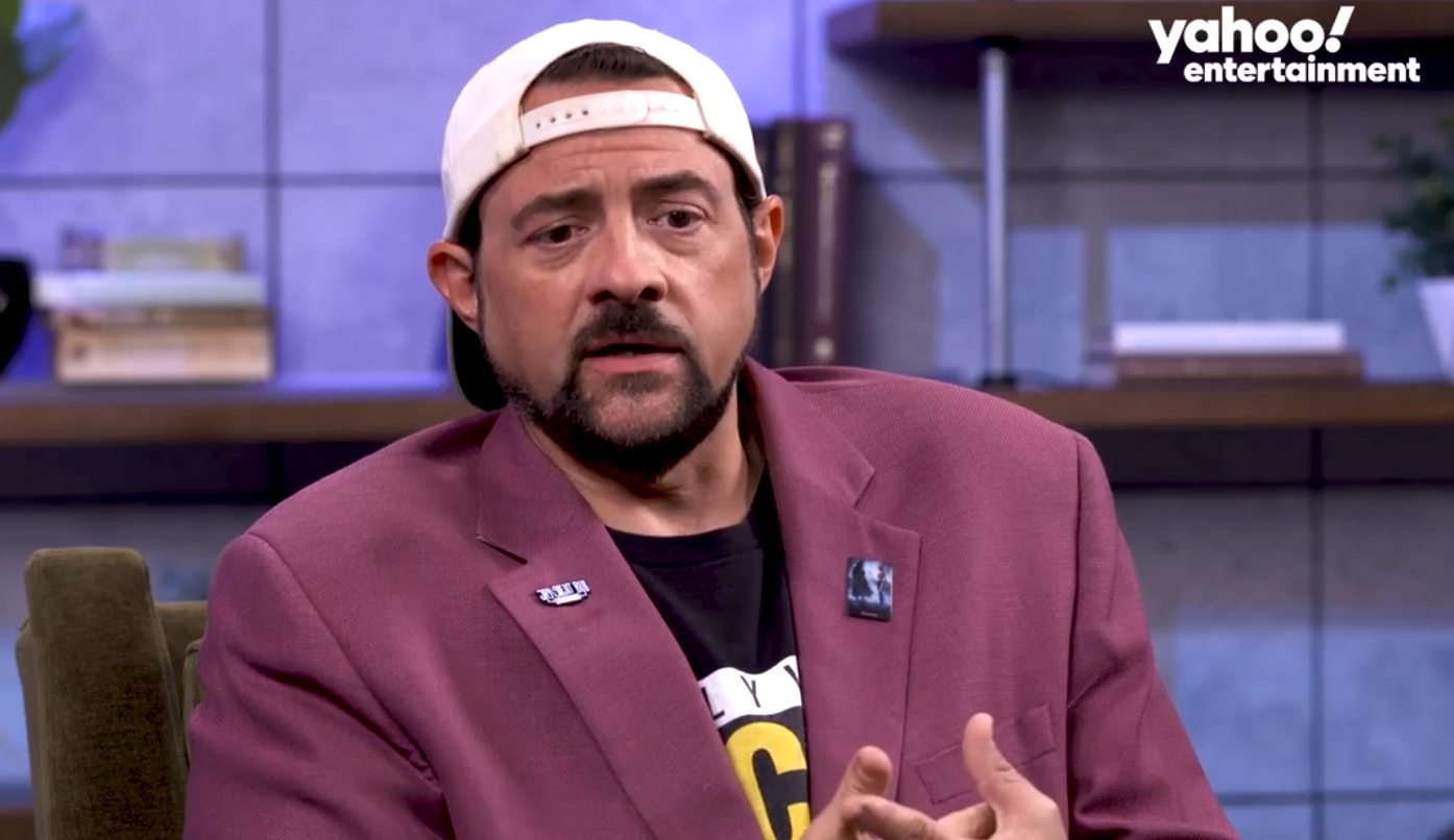 Kevin Smith explains how heart attack scare lead him to make 'Jay and Silent Bob Reboot'