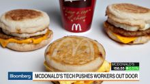 McDonald's Worker Exodus Builds as Mobile App Sows Confusion
