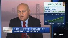 Prologis CEO on the e-commerce effect on warehouses