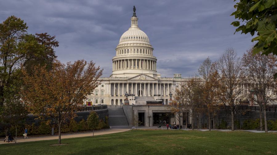 'Lame-duck' Congress faces budget bill, Mueller