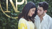 Priyanka Chopra and Nick Jonas Officially Confirmed Their Engagement in Matching Instagrams