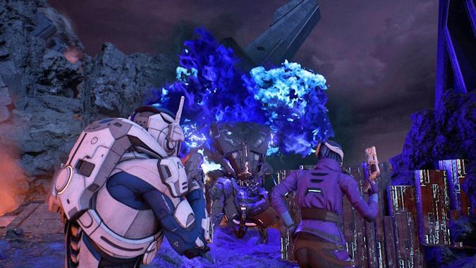 'Mass Effect: Andromeda' arrives March 21st