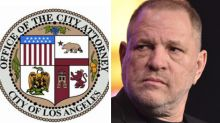 Trio of Harvey Weinstein Sexual Abuse Cases Sent to D.A. By LAPD