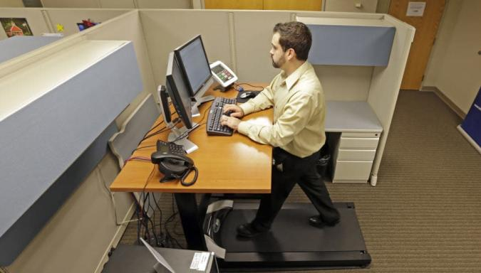 Why sitting will kill you (and what to do about it)