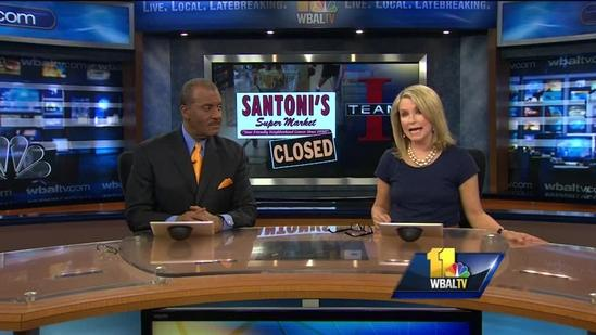 Santoni's closing shop, blaming bottle tax