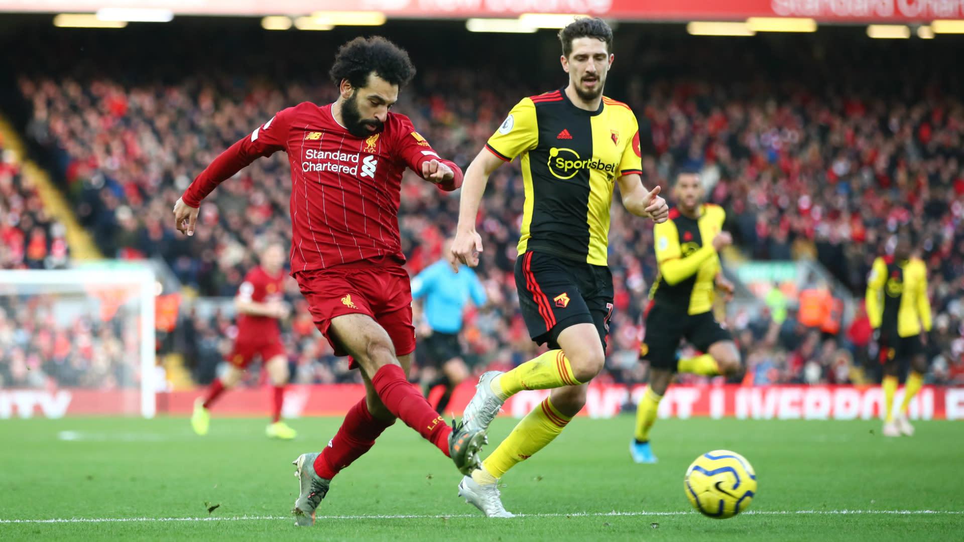 Premier League Review: Salah at the double, Fleck fires brace for Blades