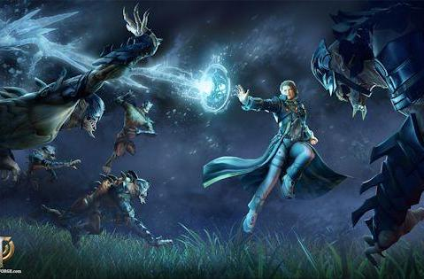 Skyforge defrosts the Cryomancer class