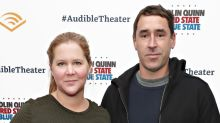 Amy Schumer SaysShe and Husband Chris Fischer Had the 'Best Time' at Jennifer Lawrence's Wedding