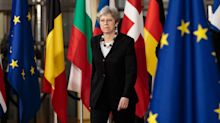 """May hails """"new dynamic"""" in Brexit negotiations as EU agrees to talk trade"""