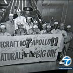 Apollo 11: Downey museum celebrates building of spacecraft that took man to the moon