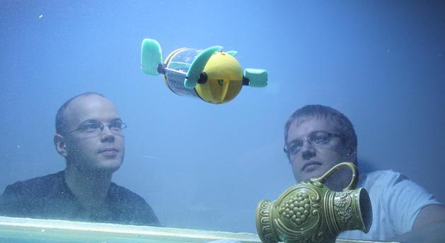 Robot sea turtle will map shipwrecks that humans can't reach (video)
