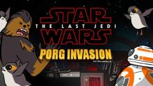 Facebook made a game with Porgs and that's really all you need to know