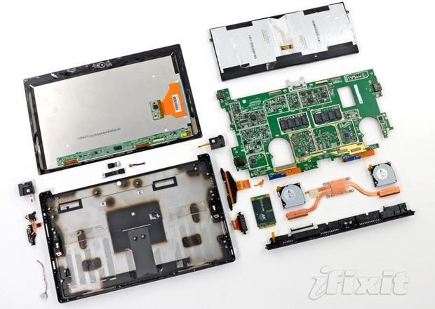iFixit tears down Microsoft's Surface Pro, rates it 1 out of 10 for repairability