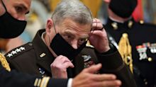 Top U.S. General, Members Of Joint Chiefs Of Staff Quarantining After Virus Exposure