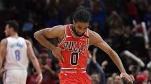 The Bulls' Coby White has sights set on being the starting point guard