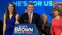 Election 2012: Scott Brown Says He's Leaving Dysfunctionality