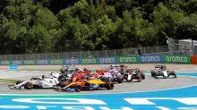 Formel 1: Totalschaden für Ferrari in Spielberg