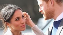 Meghan and Harry Made Surprise Trip to Belfast