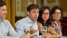 Coronavirus. Más tensión con la Ciudad: Axel Kicillof criticó a Rodríguez Larreta por el regreso a las clases presenciales
