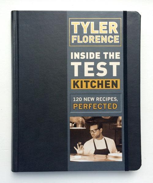 Tyler Florence Test Kitchen Mill Valley