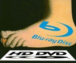 Blockbuster chooses Blu-ray: is the war over?