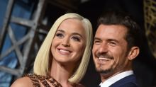 Katy Perry and Orlando Bloom secure power couple status in rare red carpet appearance