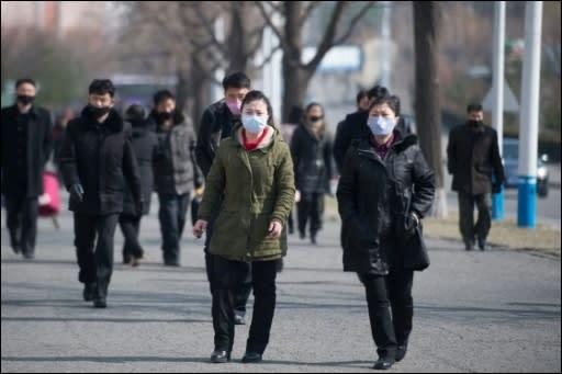 Nordkorea Coronavirus