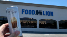 Fit Soda™ Now Carried in Over 1,100 Food Lion Supermarkets in the Mid-Atlantic and Southeastern Regions of the United States