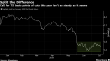 Rates Traders Are Camped on Either Side of Big Divide Over Fed Cuts