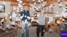 """Un """"error"""" en la lotería los dejó ganar casi $27 millones"""