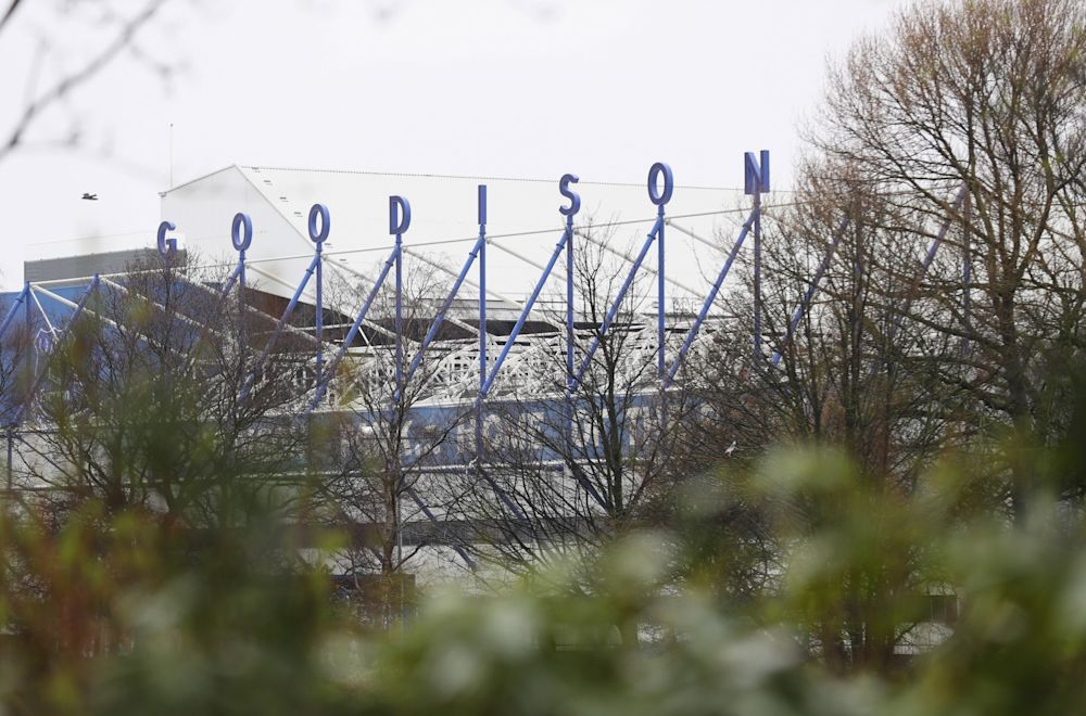Everton can start planning to leave Goodison Park