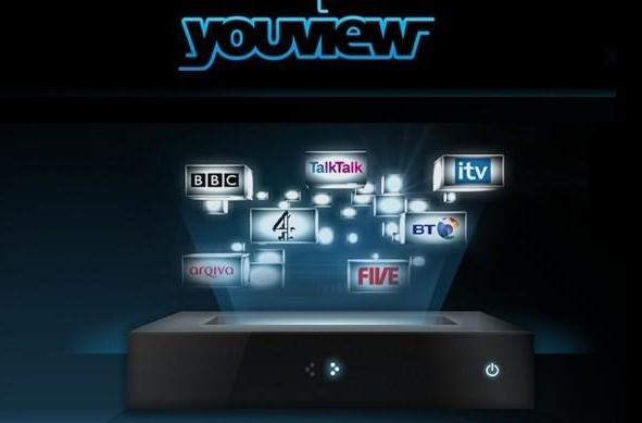 Youview TV platform and set-top box coming to UK stores this month (update: priced at £299)