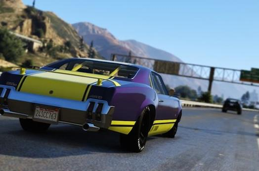 GTA5's radio station getting with the times on PC, PS4, Xbox One