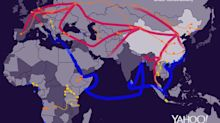 7 problems created by China's New Silk Road