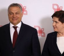 Central European leaders vow not to be blackmailed by EU on migration