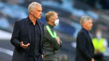 Jose Mourinho laments 'disappointing' Tottenham performance and 'lazy pressure' in attack after defeat