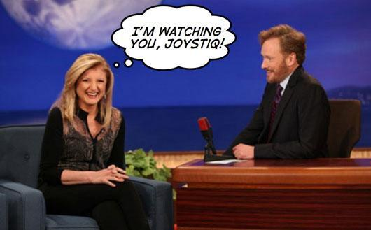 Conan O'Brien on Xbox Live was too big a 'leap of faith,' says show's producer