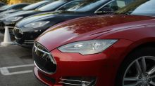 Tesla stock rallies 20% after surprise quarterly profit